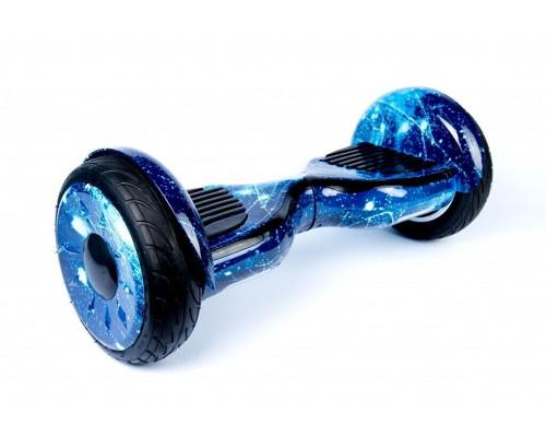 Гироскутер 10.5 дюймов синие капли