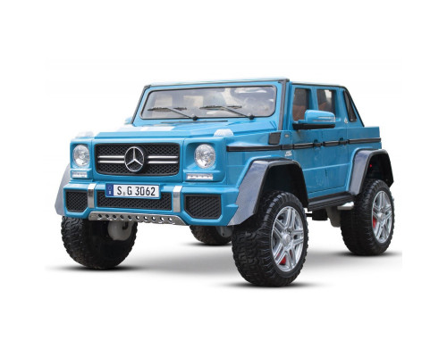 Mercedes Benz Maybach Small G 650 S